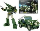 Transformers Masterpiece Autobot MP-47 Hound Action Figure Willys Jeep CJ-3B
