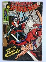 Amazing Spider-Man #101 - 1st App of Morbius Marvel Comics