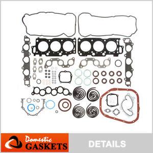 Fits 00-03 Toyota Camry Sienna Solara 3.0L V6 DOHC Full Gasket Set 1MZFE