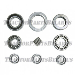 Belarus tractor set of bearings for the clutch housing 9pc 400/420/420AN/420AS