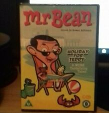 MR BEAN HOLIDAY FOR TEDDY NUMBER 8 DVD NEW AND SEALED
