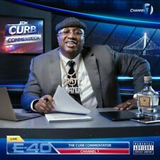 E - 40   The Curb Commentator Channel 1 (CD Mixtape)