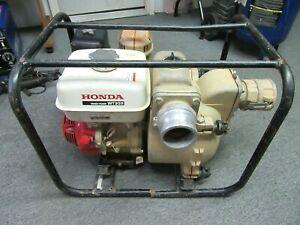 Honda WT30X Trash Pump 270cc