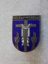 "Vintage Oberammergau Germany Lapel Hat Pin Brooch 1/2"" x 5/8"""
