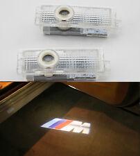 "LED CREE Laser Tür Projektor ""M"" Power Logo BMW M3 5 6er Ghost Shadow Plug&Play"