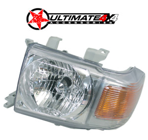 OEM Replacement Headlight suits TOYOTA LC VDJ79 70/76/78/79 2007+ (Left Side)