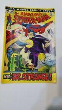 The Amazing Spider-Man #109 (Jun 1972) Enter... Dr. Strange