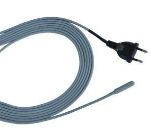 Aquarium Terrarium Heiz Silikon Kabel Heizkabel 15 25 50 80 Watt Boden Heizung