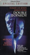 Double Jeopardy VHS, 2000, Special Edition Tommy Lee Jones Ashley Judd Thriller