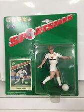 1989 Thomas Habler FC Koln Soccer Starting Lineup Germany