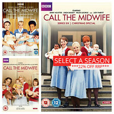 Call the Midwife Series Season 1 2 3 4 5 6 7 8 DVD Choose from Box sets 1-8