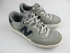 Boy's Girl's NEW BALANCE '300' Sz 4 US Shoes Grey White VGCon | 3+ Extra 10% Off