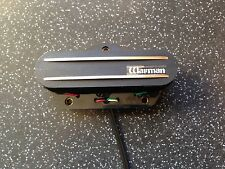 Warman Peacemaker Tele warm rail - Tele sized humbucker can be coil tapped