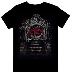 Slayer - Eagle Grave European Tour 2018 Official Licensed T-Shirt (Size XXL)