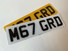 Short 6 digit pair road legal Number Plates 100% MOT Compliant free post