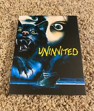 UNINVITED Blu-ray slipcover ONLY / NO disc NO case / Vinegar Syndrome