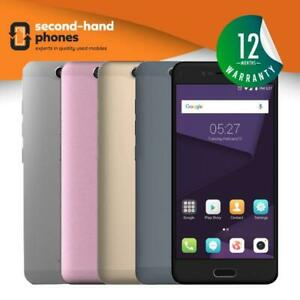 ZTE Blade V8 16GB 32GB Unlocked /SIM FREE Android Smartphone all Colours