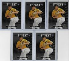 Lot of 5 2013 Topps Finest Garrit Cole RC #95