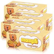 Mampfi Esspapier Oblaten 200 Stück - unverwechselbarer Geschmack (4er Pack)