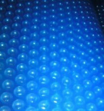 New Spa Hot Tub Solar Thermal Blanket Blue Plastic Bubble Cover 8 X 8 Square