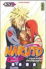 manga Naruto Tome 53 Shonen Masashi Kishimoto Neuf 2014 Nekketsu kana Shûeisha