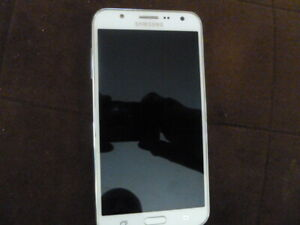 """SAMSUNG GALAXY J7 5.5"""" J7 ANDROID 16GB SMARTPHONE LOCKED TO BOOST MOBILE"""