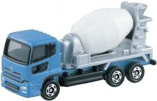 Tomica No. 053 Nissan Diesel Quon Cement Mixer Box Package