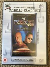WWE Tagged Classics Wrestlemania 17 (2 Disc Set) WWF RARE