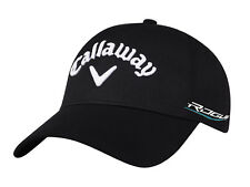 Callaway Golf 2018 TA Seamless Fitted Rogue Hat/Cap COLOR: Black Size: L/XL