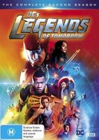 DC's Legends Of Tomorrow Complete Second Season 2 Two DVD NEW Region 4