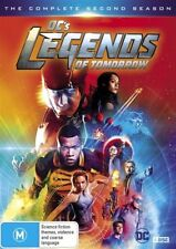 DC's Legends Of Tomorrow Season 2 BRAND NEW SEALED R4 DVD