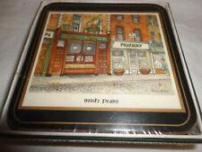 Pimpernel Irish Heritage Series Irish Pubs Coasters Sealed