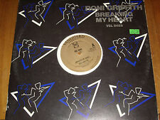 """RONI GRIFFITH *RARE 12""""  ' BREAKING MY HEART ' 1983 VGC"""
