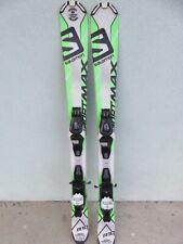 snowblades mini skis SALOMON shortmax fartés et affutés prêt a skier
