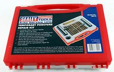 Puncture Repair Tyre Kit Temporary Emergency Fix Tubeless Plug Sealey TST10