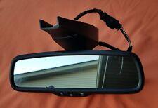 Genuine Fiat 500 & Abarth Auto Self Dimming Rear View Mirror Black OEM