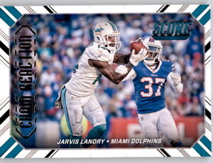 2016 Score Chain Reaction Jarvis Landry Insert PWE NFL Dolphins #6