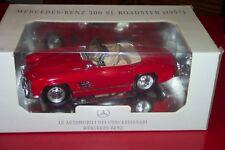 Burago Mercedes 300SL Roadster 1957 1/18