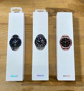Samsung Galaxy Watch 3 - LTE Bluetooth GPS