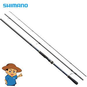 Shimano NESSA CI4+ S1002M Medium 10' fishing spinning rod from JAPAN