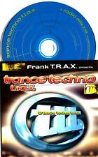 CDS - FRANK T.R.A.X. PRES.TRANCE TECHNO T.R.A.X.(PROMO) AS MINT, STOCK STORE