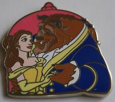 Disney  Couples Mystery Pack Beast and Belle Pin