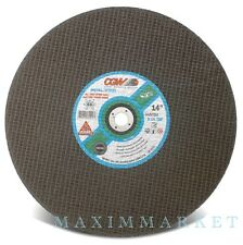 "14"" High Speed Cut Off Wheel, Gas Saw Triple Reinforsed Box of 10"