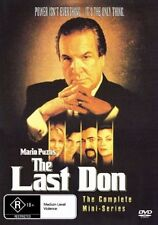 The Last Don : Complete Mini Series (DVD, 2008) BRAND NEW / SEALED ... R4