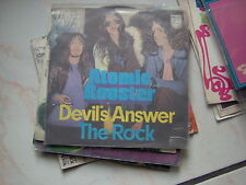"7"" ATOMIC ROOSTER DEVIL'S ANSWER THE ROCK GERMANY 1971 EX++"