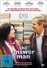 Jeff Daniels - The Answer Man - Der göttliche Mr. Faber (OVP)