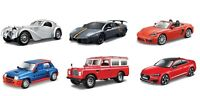Bburago 1:24 Scale Diecast Toy Car Many Models Kids XMAS GIFT