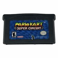 Mario Kart: Super Circuit (Game Boy Advance, 2001) Tested Works