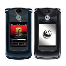 Liberado Original Motorola Razr 2 V8 512MB 2GB 2.0MP teléfono móvil celular con tapa Java