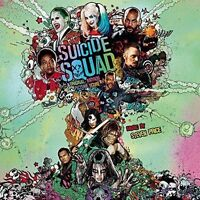 SUICIDE SQUAD Original Motion Picture Score Music By Steven Price CD BRAND NEW